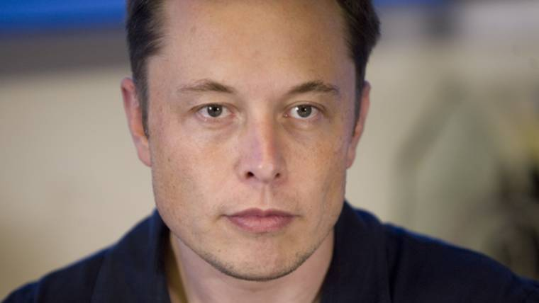 Tesla's Elon Musk Says Human-Driven Cars May Be Illegal Someday