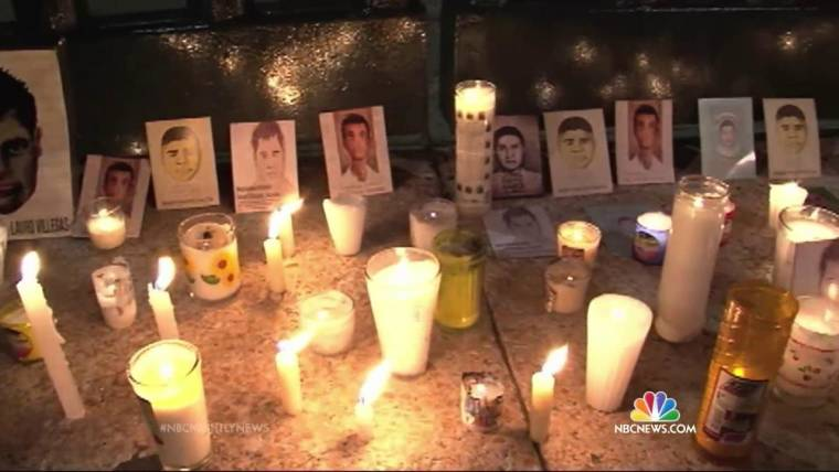 Mexican Officials Detail Horrific Scenario For Murdered Students