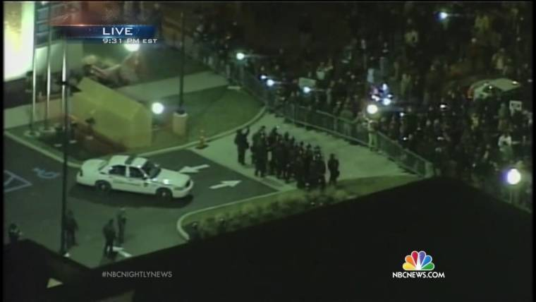 Ferguson Grand Jury to Announce Decision on Michael Brown Shooting Today