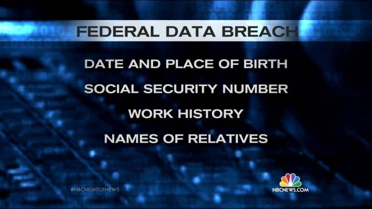 Second Cyberattack on U.S. May Have Exposed Security Information