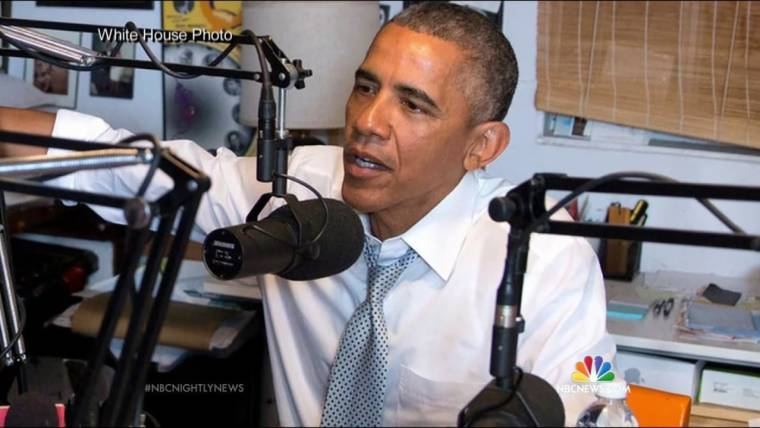Obama Uses N-Word, Says Slavery Still 'Casts a Long Shadow'
