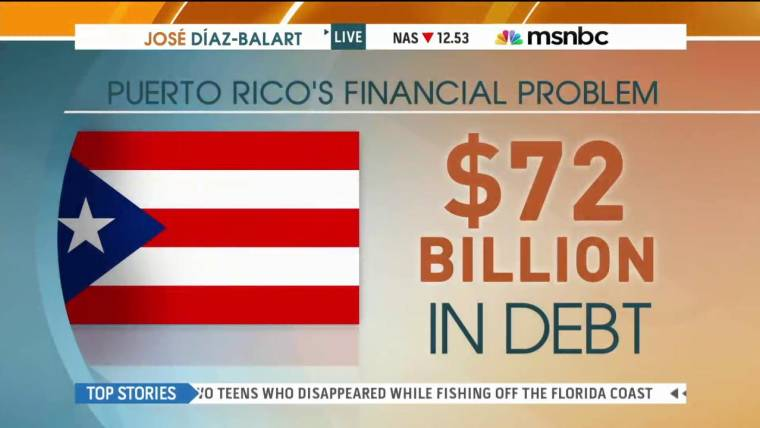 jeb bush puerto rico should be included in federal bankruptcy lawjosé díaz balart