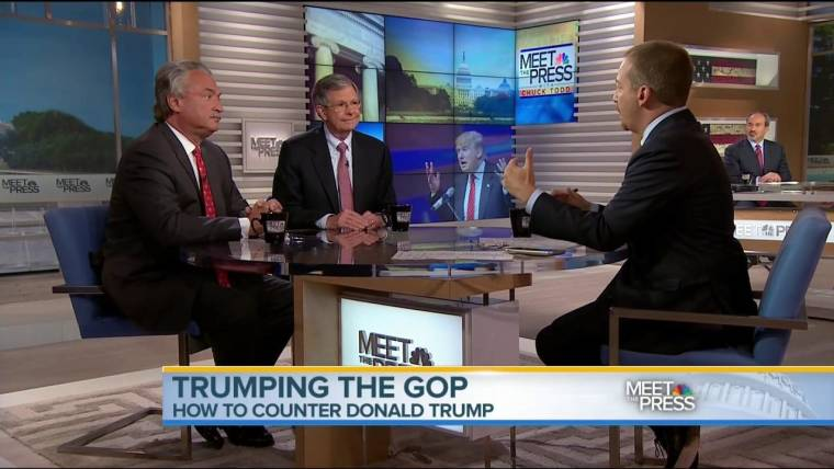 GOP Campaign Strategists: Trump Will Not Be the Nominee