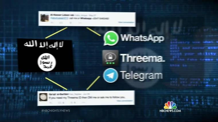 Paris Attack Could Renew Debate Over Encrypted Messaging Apps