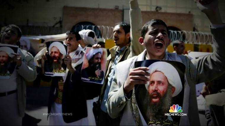 Iran, Saudi Arabia Wage War of Words After Al-Nimr Execution