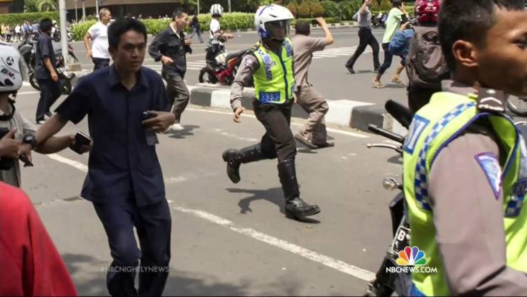 Jakarta Terror Attack Was Funded by ISIS: Indonesia Police