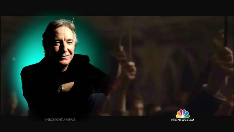 Alan Rickman, British Actor Known for 'Harry Potter' Role, Has Died