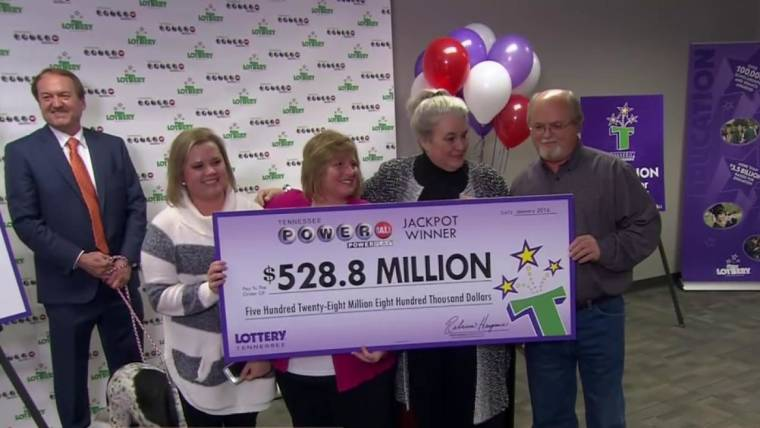 Winning The Powerball Lottery