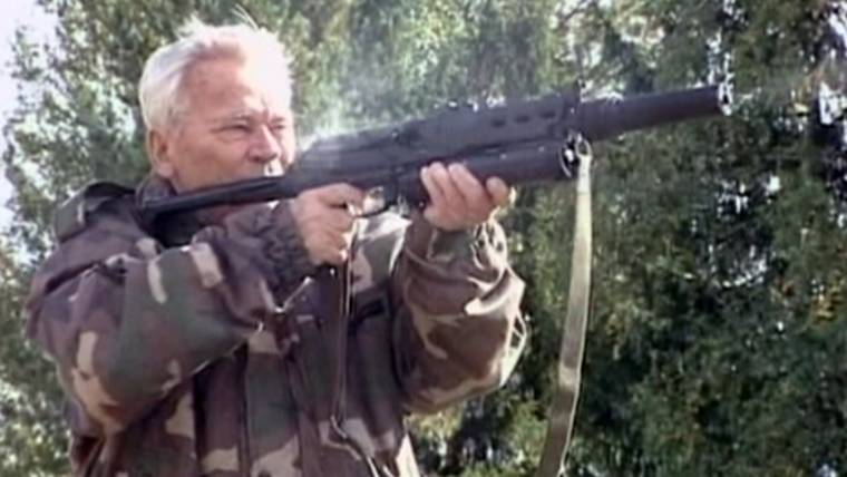 Creator Of The World S Most Por Firearm Dead At 94