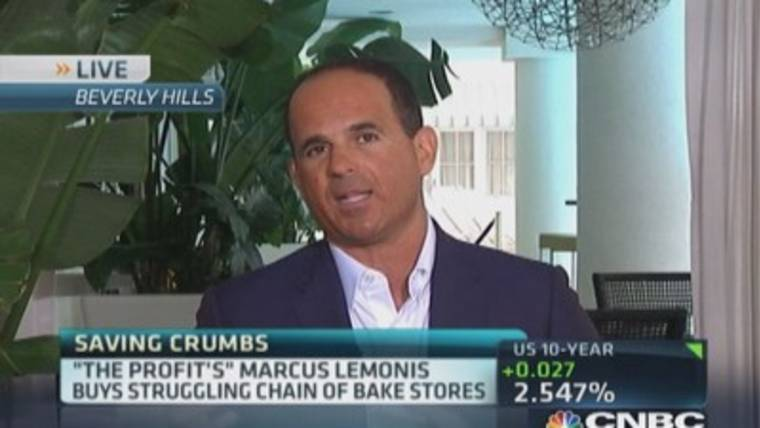 Crumbs Bake Shop Files for Chapter 11, Could Be Acquired