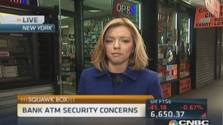 New Technology May Help Stop ATM Skimming Fraud