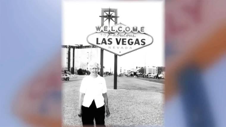 Enjoyable Betty Willis Designer Of Welcome To Fabulous Las Vegas Download Free Architecture Designs Scobabritishbridgeorg