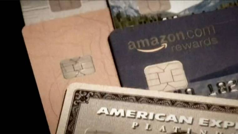 Why Your Credit Card Is Going 'Chip-and-PIN'