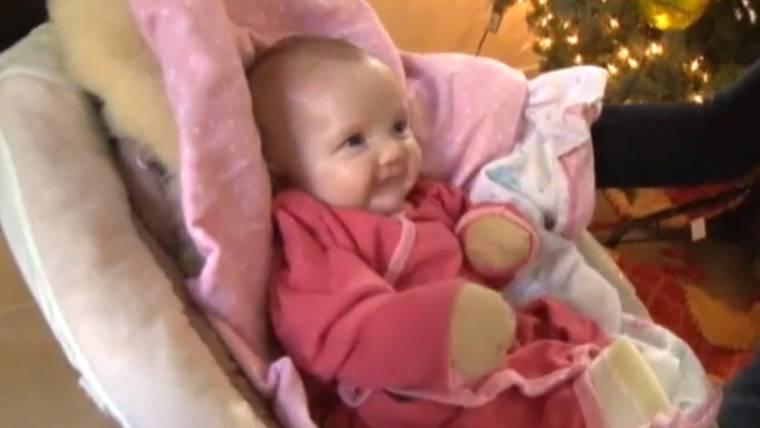 Baby's Rare Disease Makes Hugging Too Dangerous