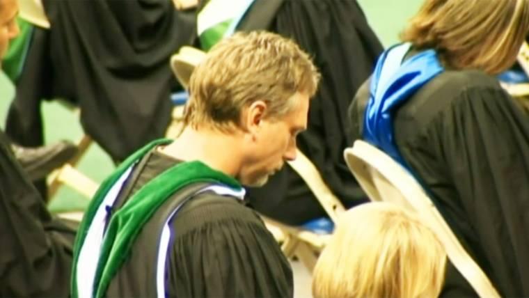 Somber Graduation Follows Shooting
