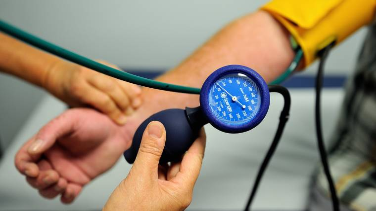 Low Blood Pressure Simon Cowell S Health Scare