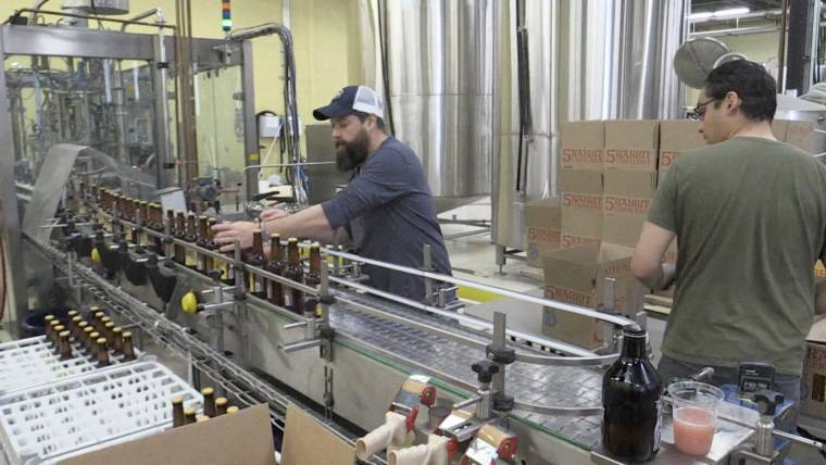 Reinventing Craft Beer: Chicago's Andrés Araya's Latin-Infused Brews