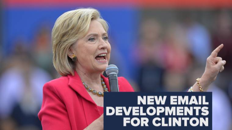 Deleted Clinton Emails Recovered By the FBI: Reports