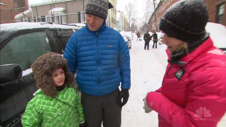 Calendar Problem: Snow Days Are Piling Up for Boston Kids