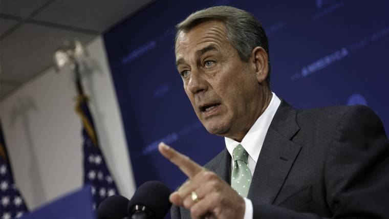 Boehner Predicts Bergdahl Swap Will Cost US Lives