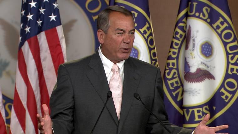 Boehner Slams Obama on Border Crisis