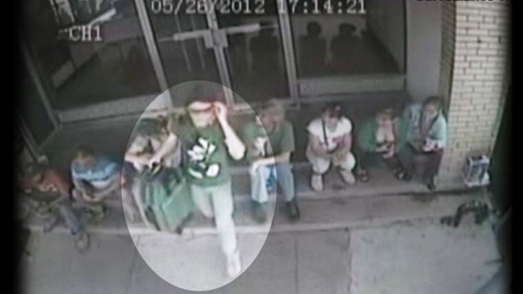 Surveillance Video Shown in Canadian Body Parts Trial