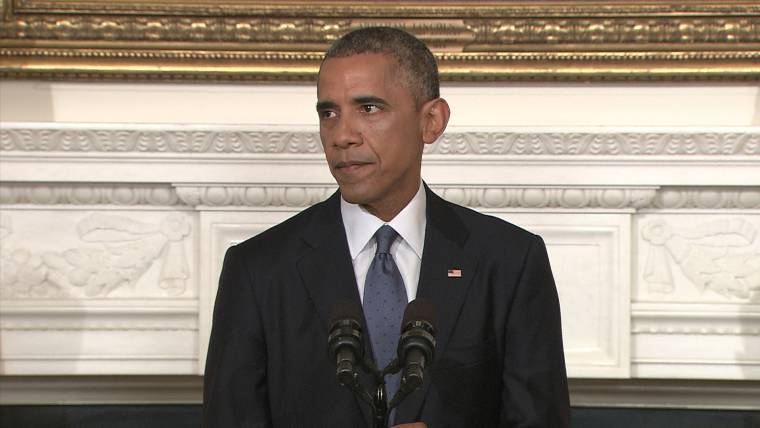 Obama Authorizes 'Targeted' Airstrikes Against ISIS in Iraq