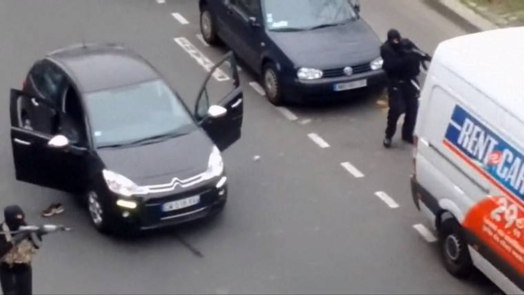 Charlie Hebdo Suspects: French Cops Swarm Towns After Potential Sighting