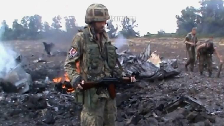 Pro-Russia Rebels Shoot Down Ukrainian Fighter Jets Near Donetsk