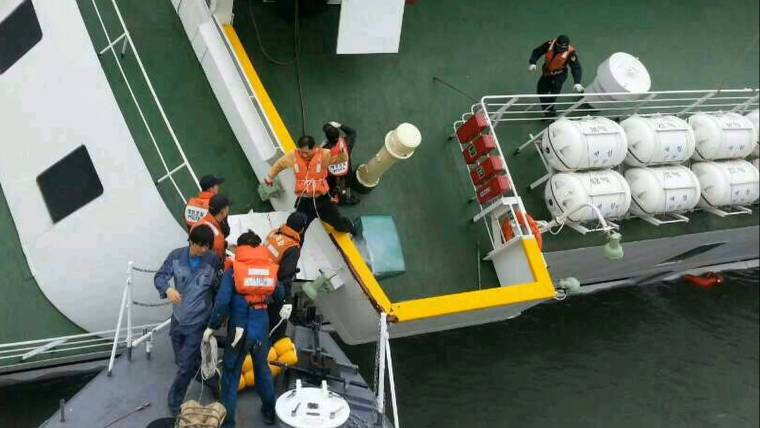 Mate in Charge Of Doomed Ferry Was Steering Waters for First Time
