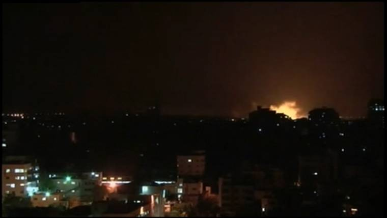 Israel Launches Gaza Ground Invasion