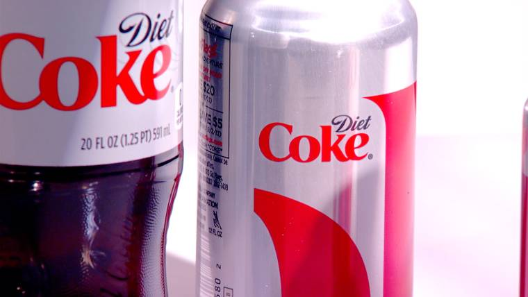 Amid falling sales, Coke launches campaign to defend sweetener
