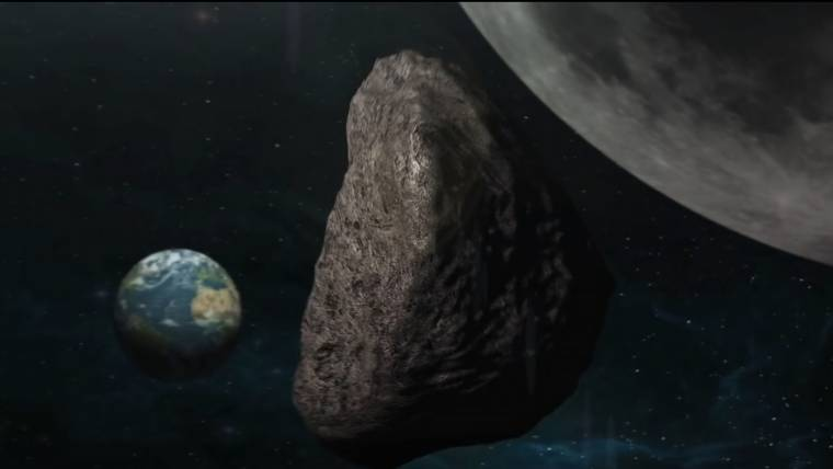 NASA Says Asteroid 2014 UR116 Is Nothing to Be Afraid Of