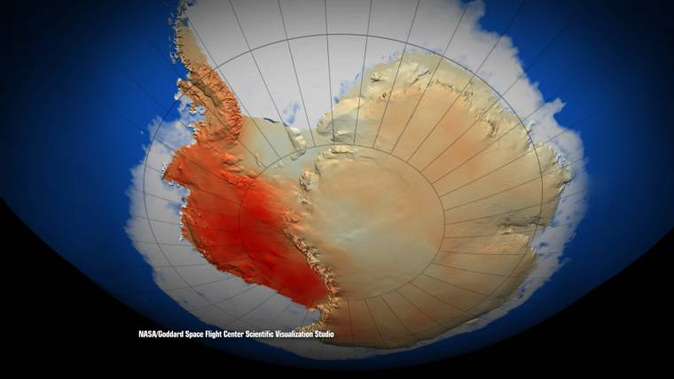 Scientists Shoot Down Meteorite Theory in Antarctica Crater Mystery