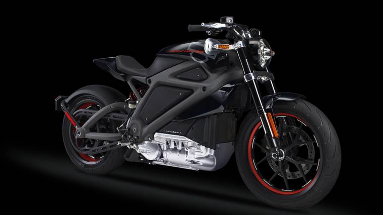 First Electric Harley Goes Zero to 60 in 4 Seconds