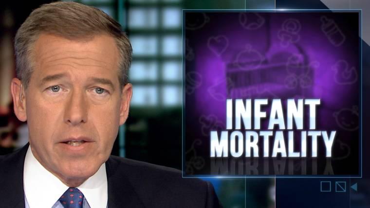 Infant mortality rate falls 12 percent