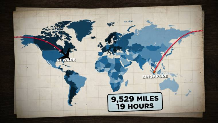 World\'s longest flight to land for the last time