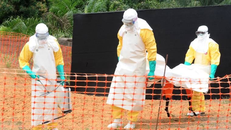 CDC Chief Warns Against 'False Hopes' on Ebola Drugs