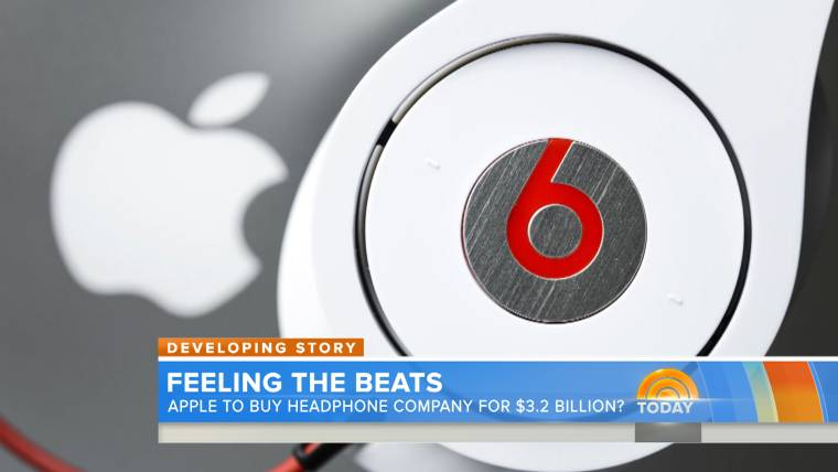 f9da81de793 Apple reportedly eyes Beats for its largest acquisition