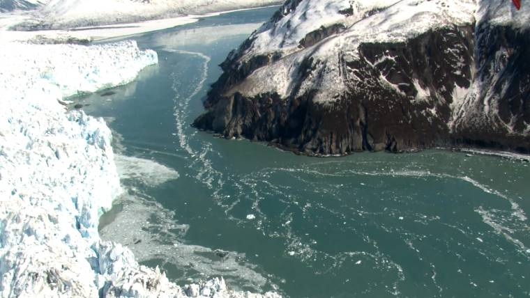 Source of Antarctica's Eerie 'Bleeding Glacier' Found