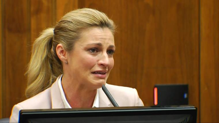 Erin Andrews talks relationships, career during second day on the stand