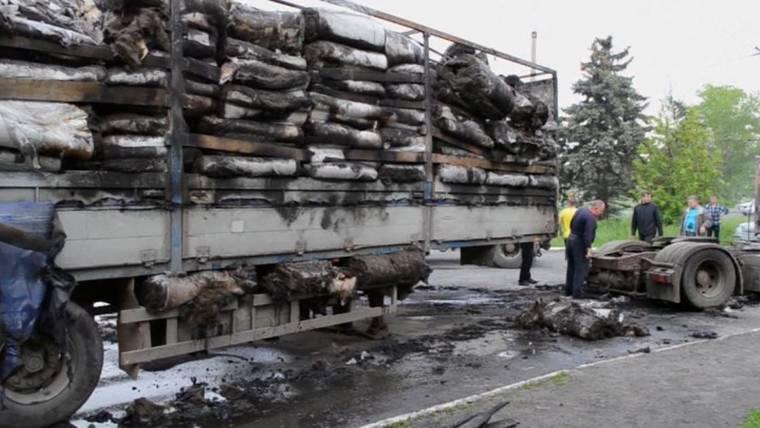 At Least 34 Killed in Battle to Reclaim Ukraine's Slovyansk