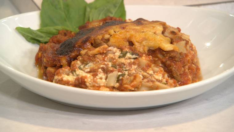 how to cook gluten free lasagna dough