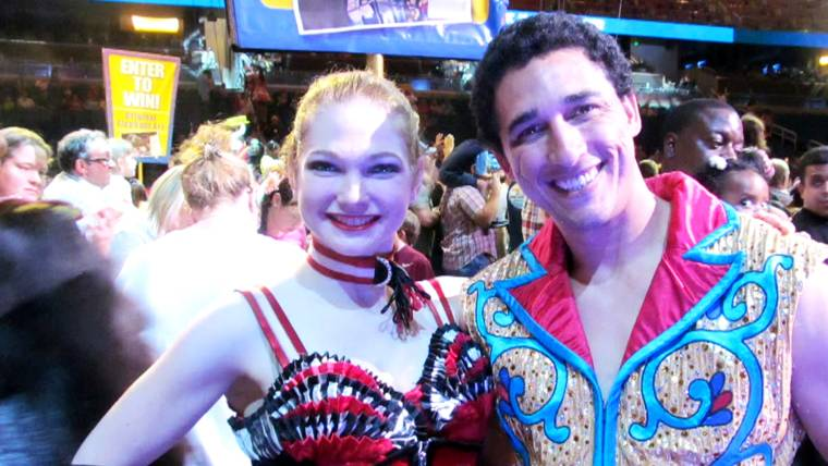 Injured Ringling Bros. Acrobat Vows to Return After Accident
