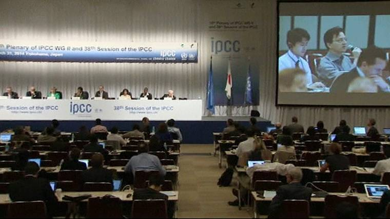 Massive U.N. Report Says Climate Risks Go Beyond Red Alert