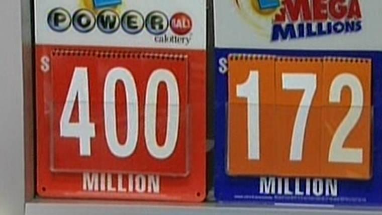 Winner Draws 425 Million Powerball In California