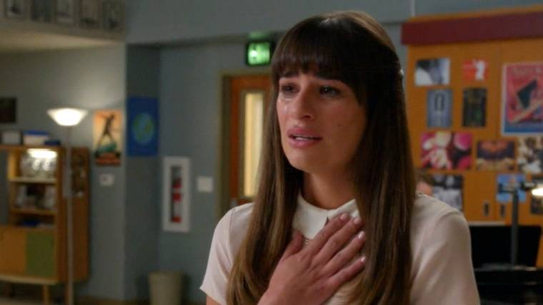 Who is quinn dating on glee