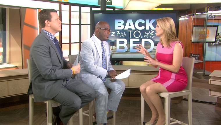how to get sleep cycle back on track