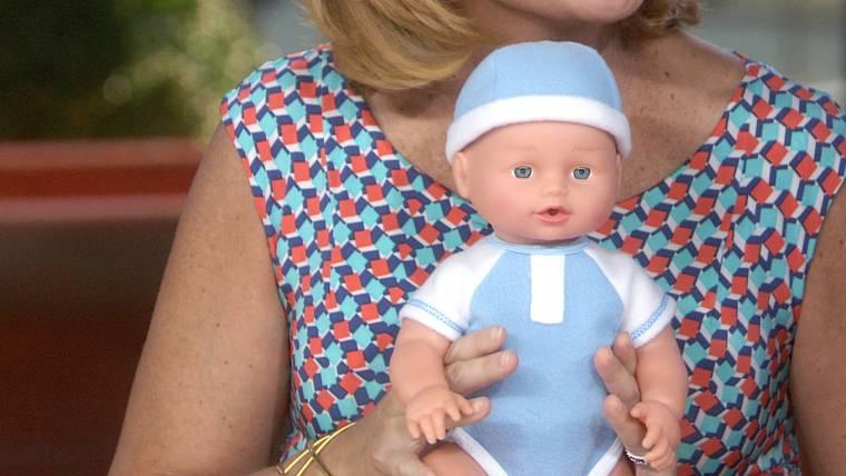 3dff28241 'Anatomically correct' boy doll shocking parents. Aug. 1, 201402:32