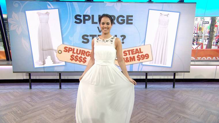 TODAY fans say yes to H&M\'s $99 wedding dress